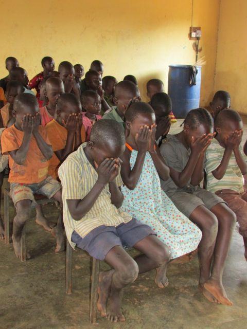Acholi Quarter Feeding Program