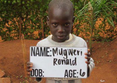 Mugweri Ronald