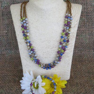 Babirye Necklace & Bracelet set