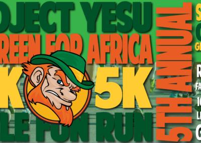 2018 Go Green For Africa Run