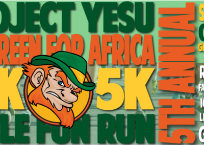 2018 Go Green For Africa Run