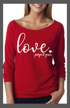 """2019 Limited Edition """"Love"""" Shirt"""